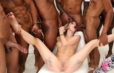 Kali Roses – Interracial Blowbang – Interracialblowbang (DogFartNetwork)